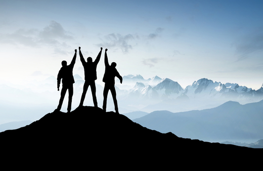 Prospecting is more of an art than a science. But there's no reason to liken this essential business activity to the challenges of mountain climbing. (Photo: iStock)