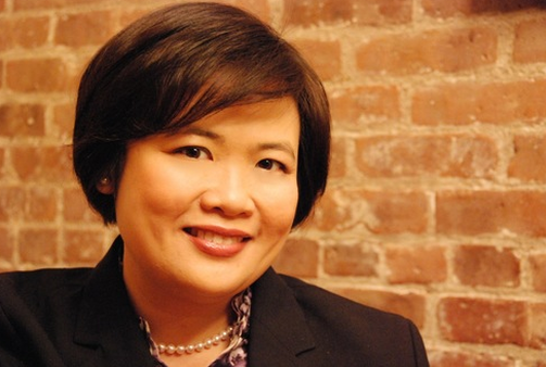 Sally Poblete, seen here, is CEO of the health care industry software solutions provider Wellthie. (Photo was provided by Sally Poblete.)