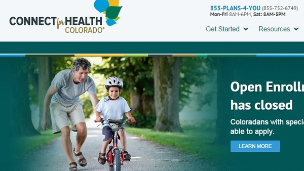 One question for Colorado exchange managers is whether policymakers in Washington can and will change the Affordable Care Act subsidy structure in the middle of the year. (Photo: Connect for Health Colorado)