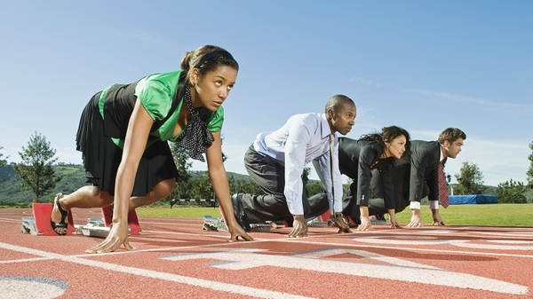 Talking about the right voluntary benefits at the right time may protect a client's workers against the bumps on the track.  (Photo: Thinkstock)