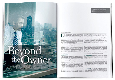 Beyond the Owner, June 2011