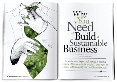Why You Need to Build a Sustainable Business, June 2011