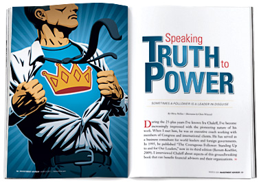Speaking Truth to Power: How Followers Really Lead