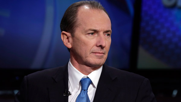 James Gorman, CEO of Morgan Stanley. (Photo: AP)
