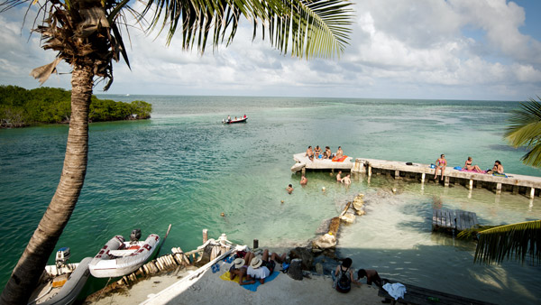Caye Caulker, Belize. (Photo: AP)