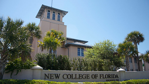 New College of Florida. (Photo: Wikimedia Commons)