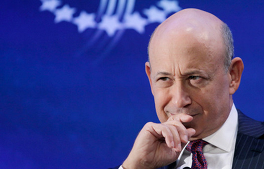 CEO Lloyd Blankfein of Goldman Sachs. (Photo: AP)