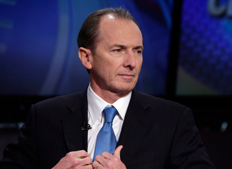 CEO James Gorman of Morgan Stanley. (Photo: AP)