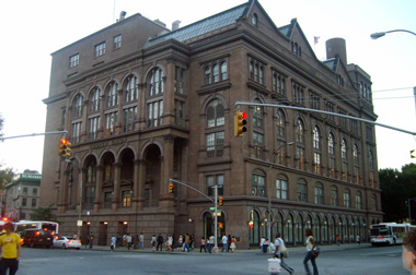 Undergrads don't need loans at Cooper Union in New York, where tuition is free. But that policy will change in fall 2014.