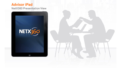 Connecting With an iPad: NetX360 Presentation