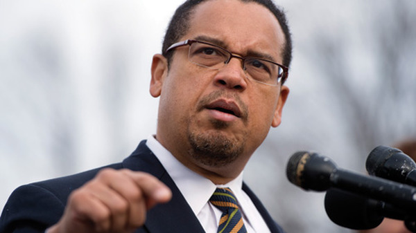 Rep. Keith Ellison, D-Minn. (Photo: Roll Call/Getty Images)
