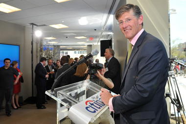 Citigroup CEO Michael Corbat. (Photo: AP)