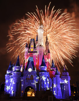 Disney World in Florida. (Photo: AP)