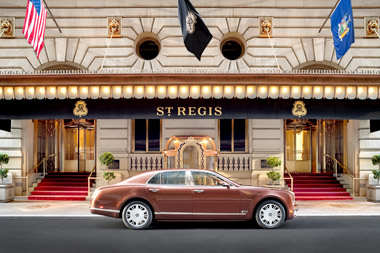 The St. Regis Hotel