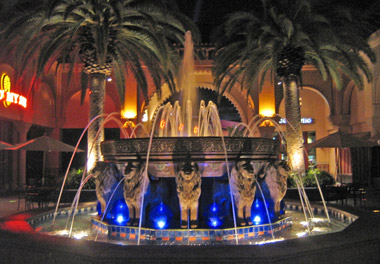 Fountains at Irvine Spectrum Center