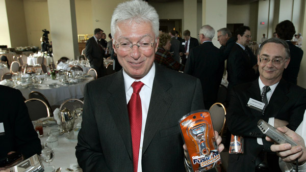 A.G. Lafley, Chairman, President and CEO of Procter & Gamble Co. (Photo: AP)