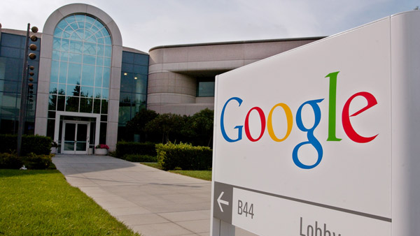 Google headquarters in Mountainview, Calif. (Photo: AP)