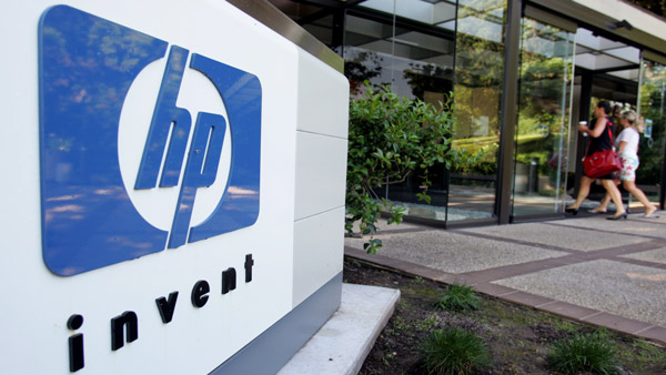 HP headquarters in Palo Alto, Calif. (Photo: AP)