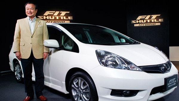 President Takanobu Ito of Honda Motor Co. (Photo: AP)