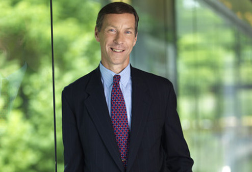 Vanguard CEO William McNabb.