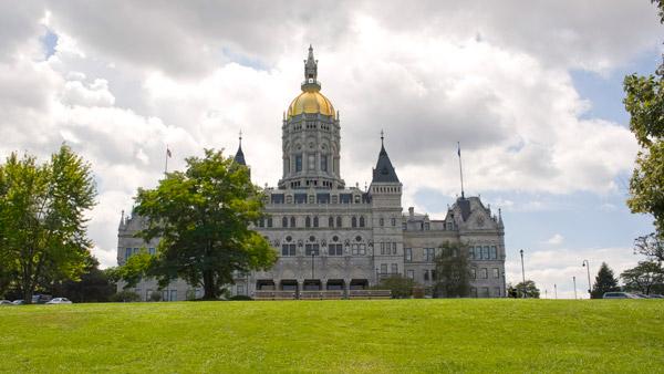 Capitol Building, Hartford, Conn.