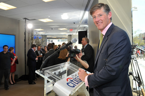 CEO Michael Corbat of Citigroup. (Photo: AP)