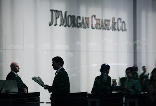 JPMorgan saw the second biggest reputation bump, according to the survey. (Photo: AP)