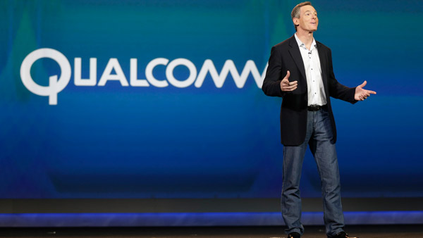 Paul Jacobs, CEO of Qualcomm (Photo: AP)