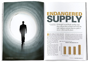 Endangered Supply: The 2011 People and Pay Study