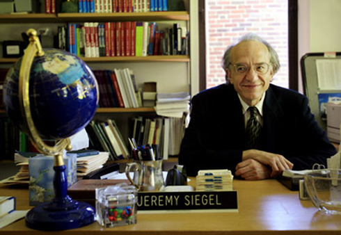 Jeremy Siegel, Wharton finance professor. (Photo: AP)
