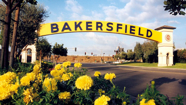 Bakersfield, California.