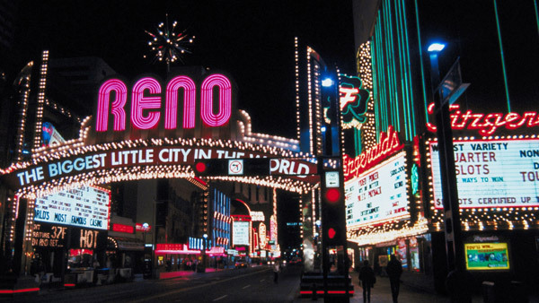 "Reno, Nev., touting itself as ""the biggest little city in the world,"" has some big problems with its pension funding."