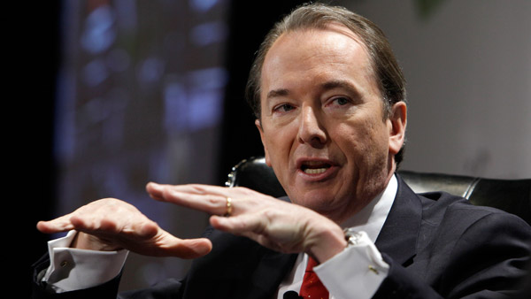 James Gorman, CEO of Morgan Stanley (Photo: AP)