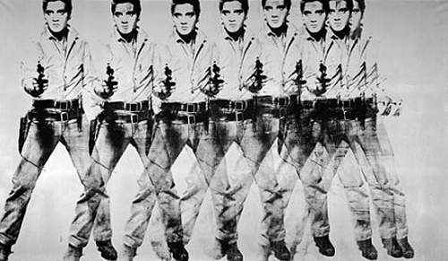 Eight Elvises (Andy Warhol, 1963)
