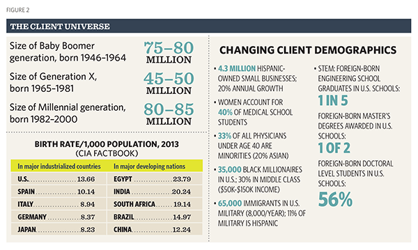 Client Demographics