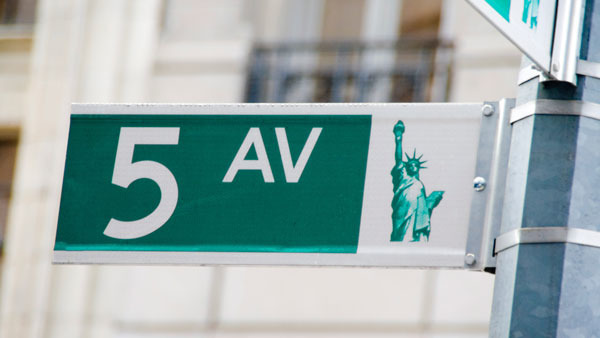 Fifth Ave. is one of the world's most popular, and expensive, streets; some other pricey streets aren't nearly as well known.