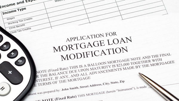 Forgiving Mortgage Debt