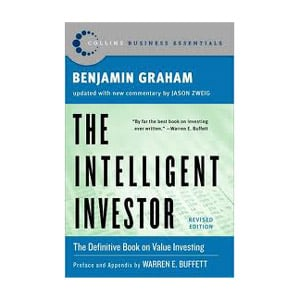 Intelligent Investor by Benjamin Graham