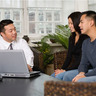 Men Dominate Couples' Advisor Relationships
