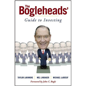 """The Bogleheads' Guide to Investing,"" by Taylor Larimore, Mel Lindauer and Michael LeBoeuf"