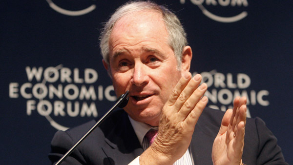 Stephen Schwarzman (Photo: AP)