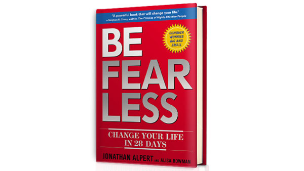 """Be Fearless"" by Jonathan Alpert"