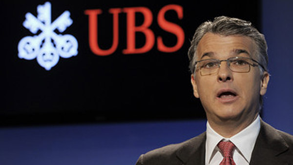 Sergio Ermotti, CEO of UBS. (Photo: AP)