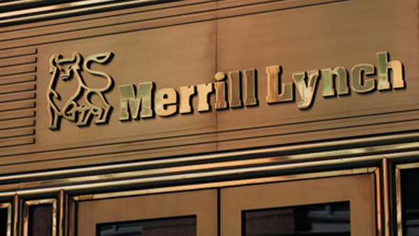 Merrill Lynch headquarters. (Photo: AP)