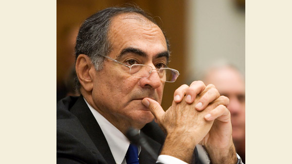 John Mack testifying on Capitol Hill in 2009. (Photo: AP)