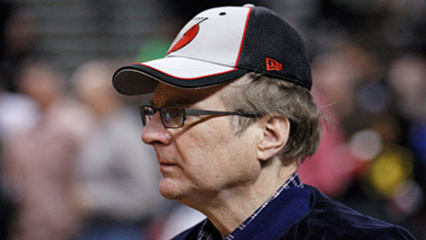 Paul Allen, Founder of Vulcan Capital and co-founder of Microsoft, owner of Seattle Seahawks (Photo: AP)