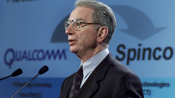 Irwin Jacobs (Photo: AP)