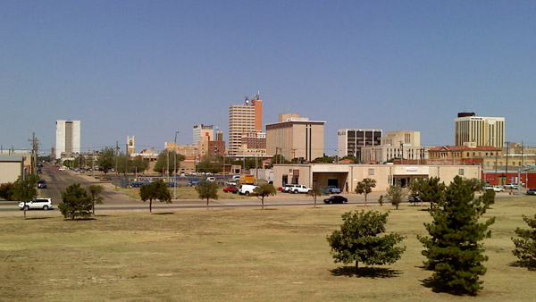 Lubbock, Texas Skyline. (Photo: Wikimedia Commons)