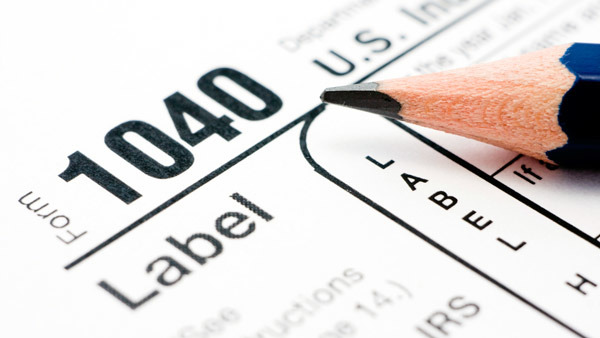 State income tax refund—Shh!