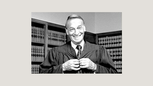 Harry Claiborne, Federal Judge, 1979-86.